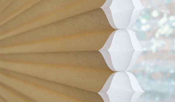 Duette Blackout Blinds Honeycomb Structure