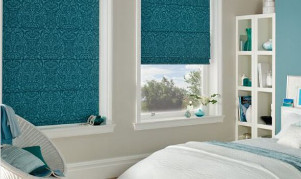 Roman Blinds In Royal Leamington Spa Leamington Blinds